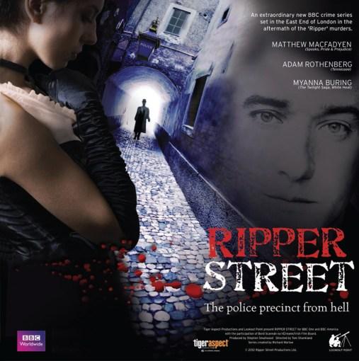 ripper street 2