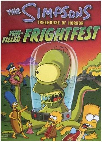 MOVIES & MANIA   The Simpsons: Treehouse of Horror