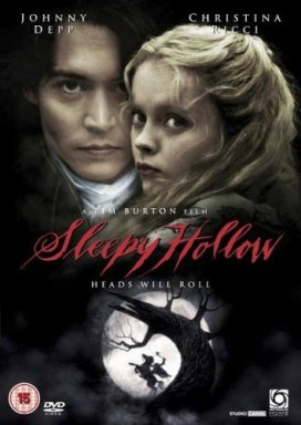sleepy hollow dvd