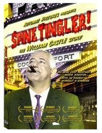 spine tingler the william castle story dvd