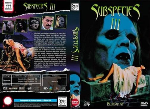 SUBSPECIES 3