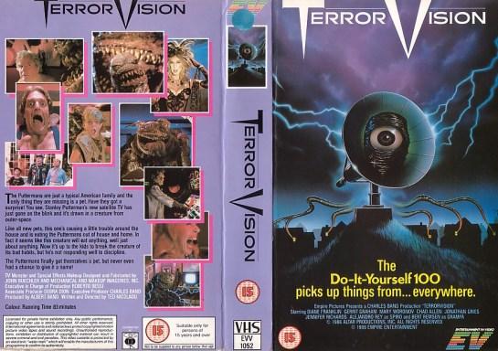 terrorvision vhs