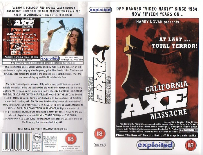 the california axe massacre a_k_a