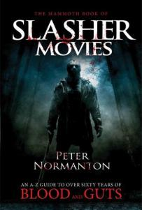 the-mammoth-book-of-slasher-movies-peter-normanton-blood-and-guts-book