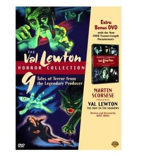 val lewton dvd