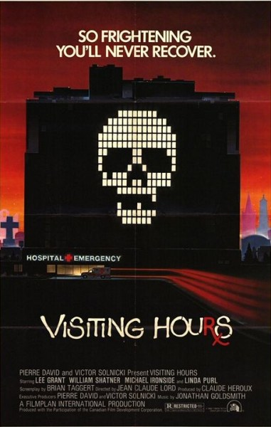 visitig hours poster