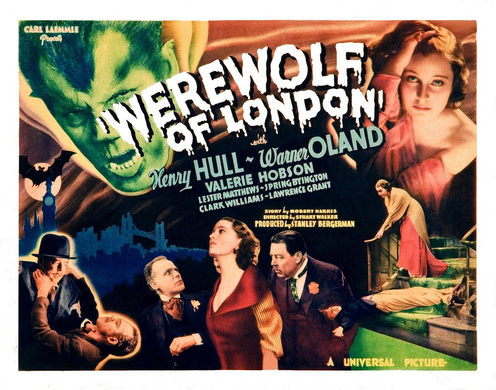 An Erotic Werewolf In London 2006 werewolf of london - usa, 1935 - reviews - movies & mania