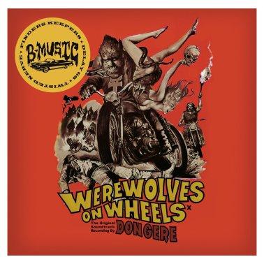 werewolves on wheels soundtrack