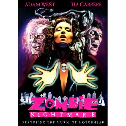 zombie nightmare dvd