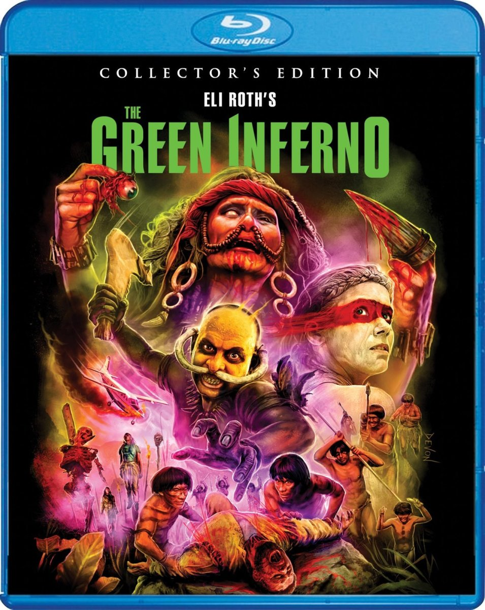 Movies Mania The Green Inferno Usa 2013