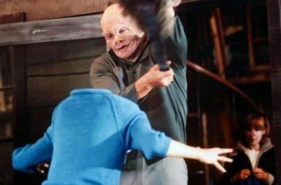 Friday the 13th Part III original ending Jason beheading