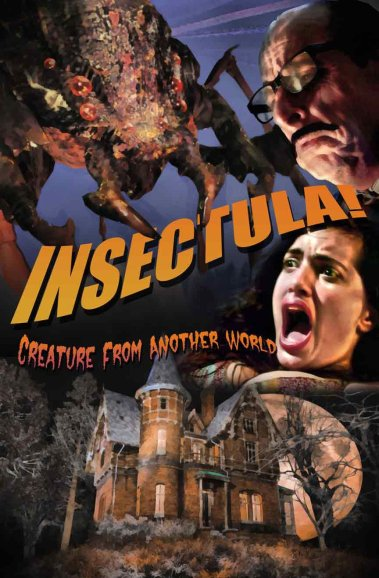 insectula creature from another world poster