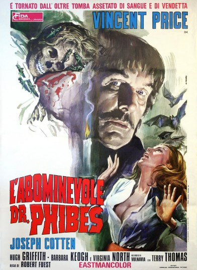 Poster - Abominable Dr. Phibes, The_11