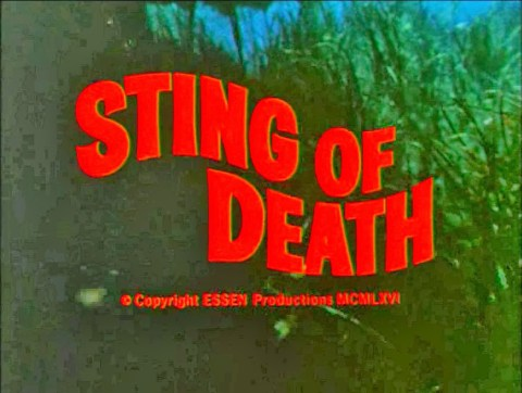 Sting of Death title