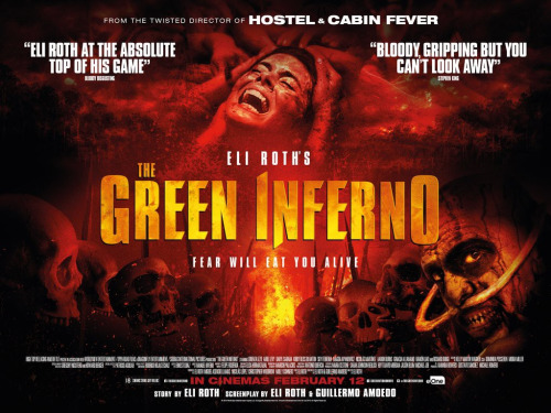 The-Green-Inferno-Eli-Roth-2013-cannibalfilm-UK-quad-poster