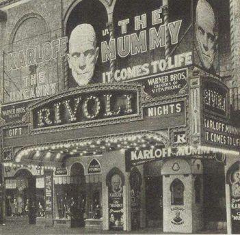 The-Mummy-1932-Karloff-Rivoli-movie-theater-display