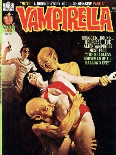 Vampirella 56 drugged bound helpless