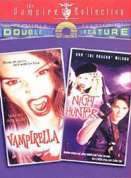 Vampirella + Night Hunter DVD