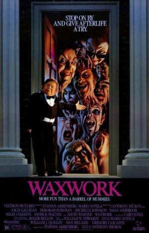 waxwork poster