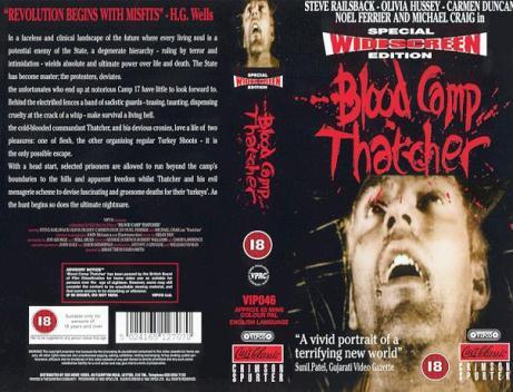 1981 - Blood Camp Thatcher (VHS)