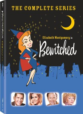 bewitched dvd box set
