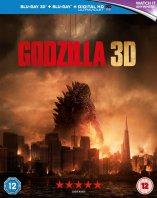 Godzilla Blu-ray 3D