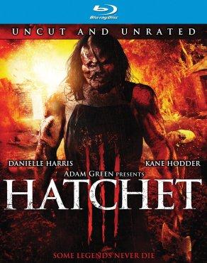 hatchet III blu-ray