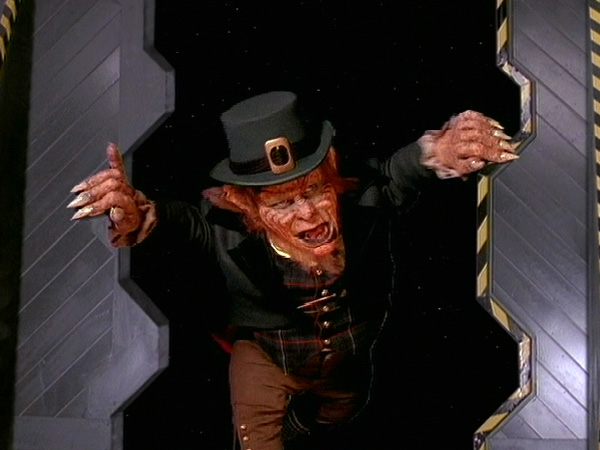 Leprechaun 4 In Space Usa 1996 Movies Mania