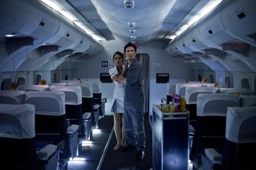 Masha-Wattanapanich-in-Dark-Flight-407-2012-Movie-Image-4
