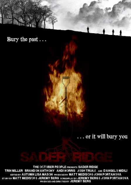 SADERRIDGE_Poster