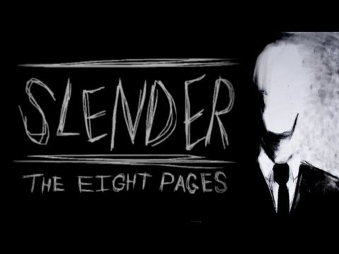 Slender-Eight-Pages