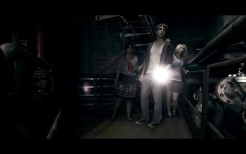 Tunnel-Flashlight