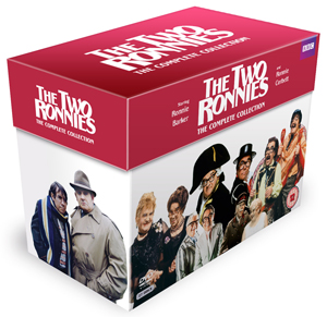 two ronnies complete collection dvd box set