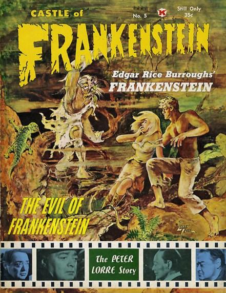 CASTLE OF FRANKENSTEIN 5