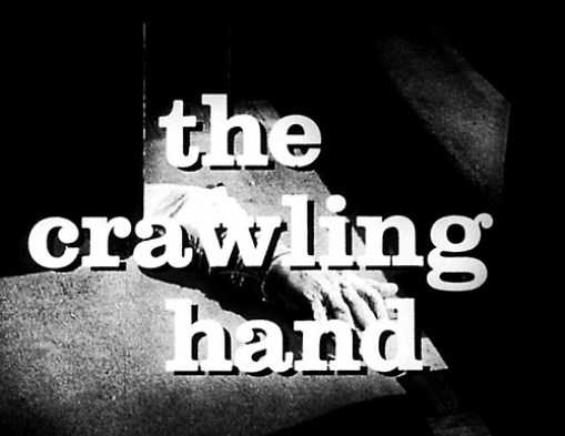 crawling hand title
