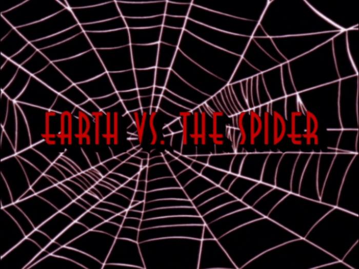 earth vs the spider title