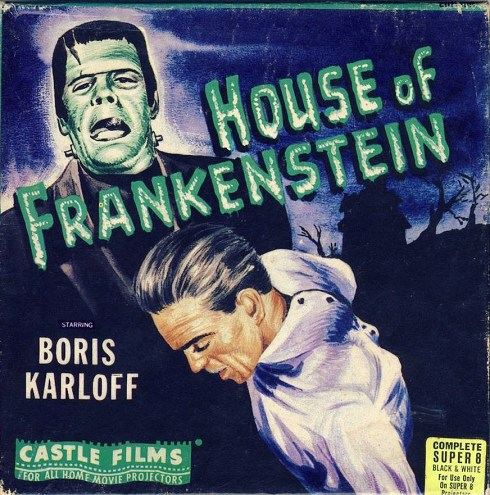 house of frankenstein castle films