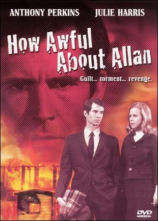 how awful about allan dvd cover
