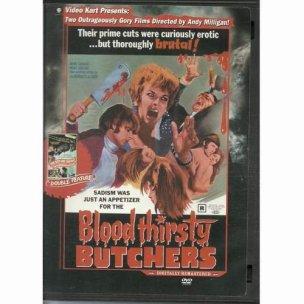 bloodthirsty butchers dvd