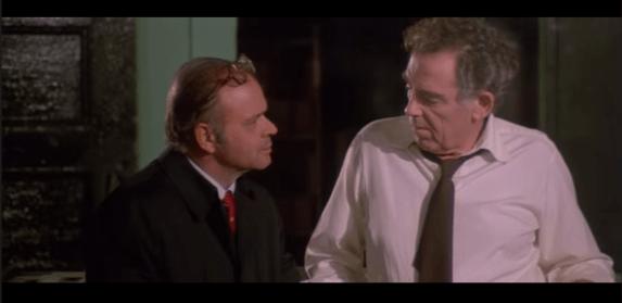 New York Ripper Lucio Fulci cameo Jack Hedley