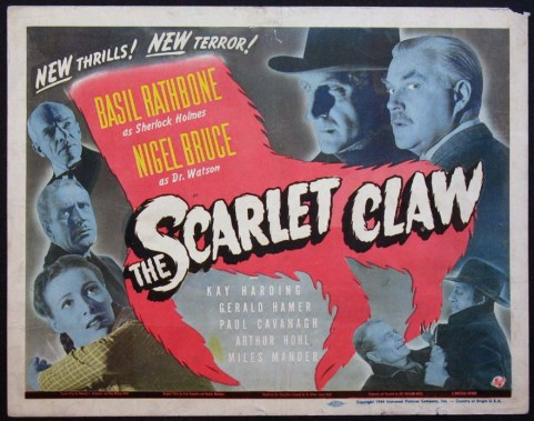 scarlet claw