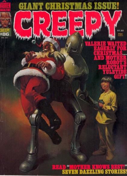 Creepy-Warren-Magazine-Christmas-issue