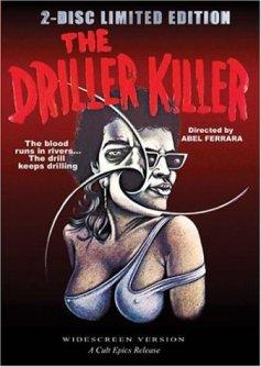driller killer cult epics dvd