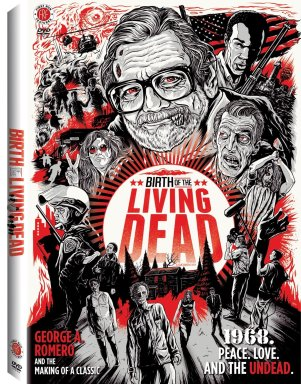 birth of the living dead first run dvd