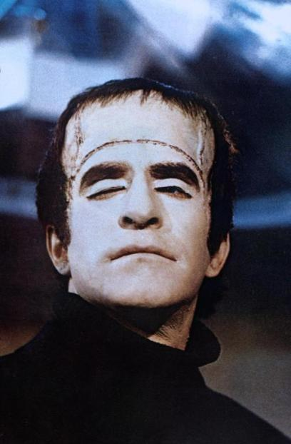paul naschy as frankenstein's monster
