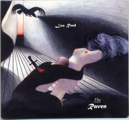 THE RAVEN cov