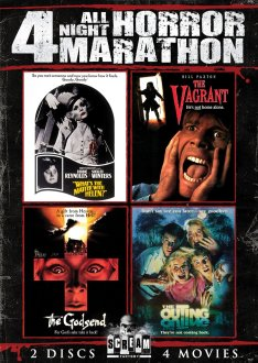 All Night Horror Marathon SCream Factory