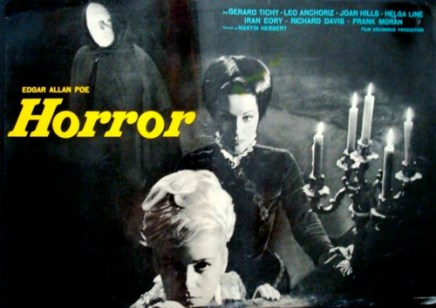 horror 1963 alberto de martino italian poster