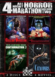 All Night Horror Volume 2