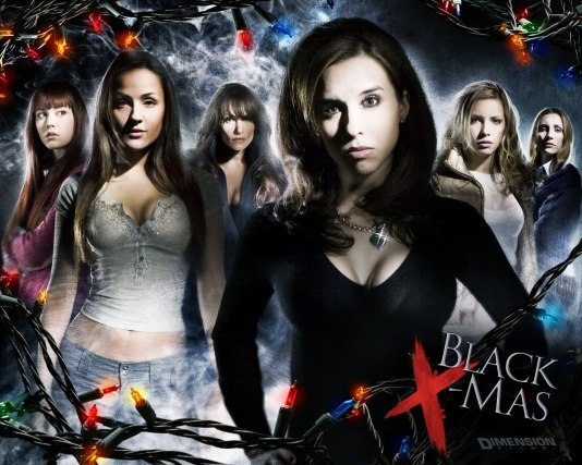 black x-mas dimension films